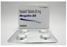 Comprare Megalis 20